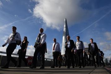 Brexit sans accord: Londres stoppera «immédiatement» la libre circulation des personnes