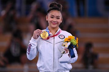 Concours général de gymnastique L'Américaine Sunisa Lee succède à Simone Biles)