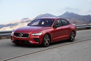 Volvo rappelle plus de 700000 véhicules pour un problème de freinage automatique)