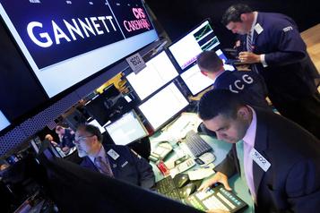 Wall Street recule, plus pessimiste sur le commerce