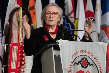 Autochtones assassinées: un plan d'Ottawa en juin