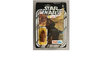 Des jouets Stars Wars jetés à la poubelle rapportent beaucoup)