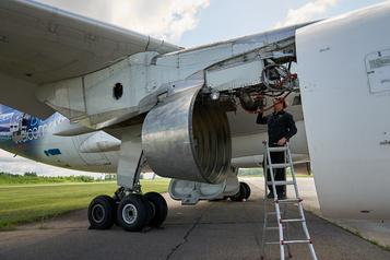 Énoncé économique fédéral Toujours rien pour l'industrie aéronautique)