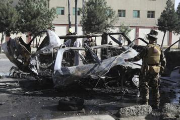 Afghanistan Au moins sept morts dans deux explosions à Kaboul)