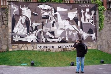 L'ONU s'excuse pour avoir attribué l'attaque de Guernica à l'Espagne