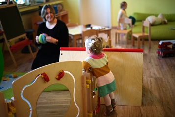 L'absence de garderies abordables pèse sur l'emploi des Américaines)