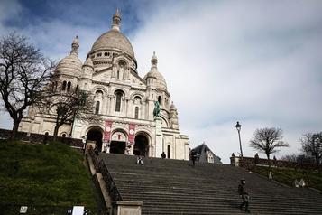 La basilique du Sacré-Cœur ferme ses portes
