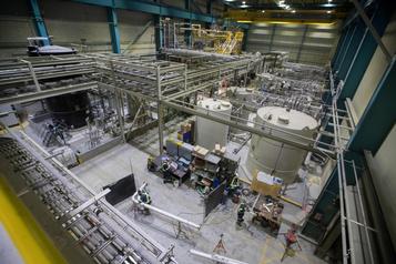 Nemaska Lithium en cour pour une créance de 350 millions US