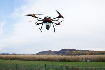 ARA Robotique: un drone autonome pour arpenter en 3D