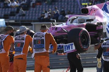 Grand Prix du Portugal Bottas domine les essais, Verstappen insulte Stroll après un accrochage)