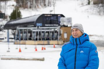 La saison de ski est bien lancée)