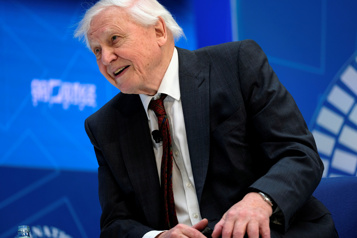 David Attenborough Témoin des grands bouleversements de la planète)