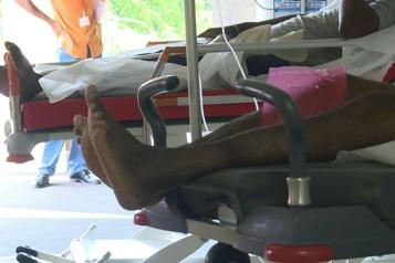 Urgences en Martinique «C'est comme vider un océan à la petite cuillère»)