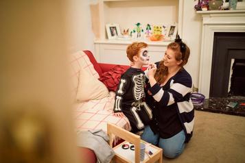 L'Halloween, un casse-tête engarde partagée