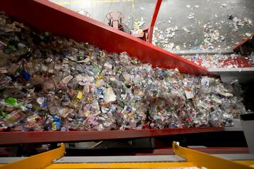 Temps durs pour leplastique recyclé