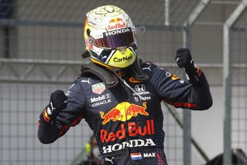 Grand Prix d'Autriche Verstappen peut commencer à y croire)