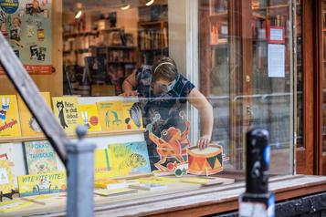 Réouverture des librairies: apprendre àbouquiner autrement)