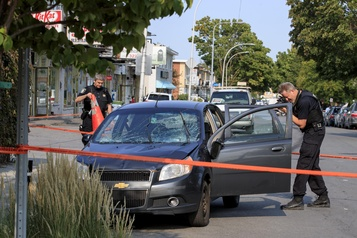 Le chauffard de Montréal-Nord fait face à plusieurs accusations)