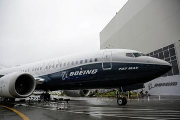Un «problème électriquepotentiel» pour le Boeing737MAX )