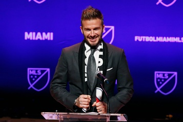 MLS: l'Inter Miami inaugurera son stade contre le L.A. Galaxy le 14mars