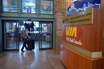 Une ex-directrice de VIA Rail risque six mois de prison pourfraude