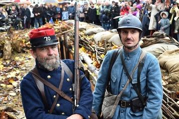 Un casque français de 1915 protège mieux des souffles d'explosion que les casques modernes