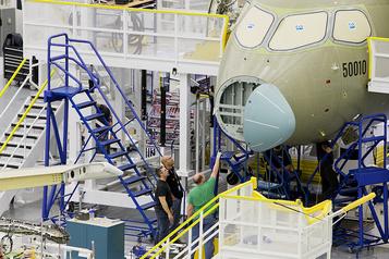 Industrie aérospatiale Aidez-nous à sortir plus forts de la crise! )