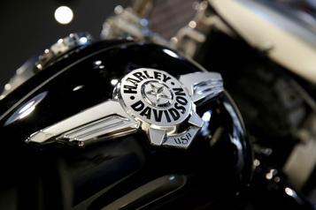 L'UE va rétablir des taxes douanières punitives contre Harley-Davidson)