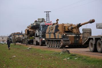 Syrie: Ankara «pas satisfait» des discussions avec Moscou sur Idleb
