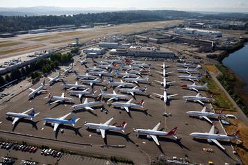 Le Boeing737 MAX ne revolera pas avant la fin du mois de juin