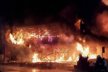 Taïwan L'incendie d'un immeuble fait 46morts