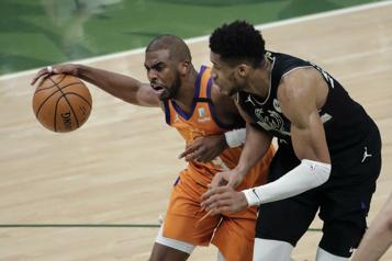 Chris Paul aura une autre chance de gagner avec les Suns)