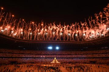 Les Jeux de Tokyo officiellement ouverts)