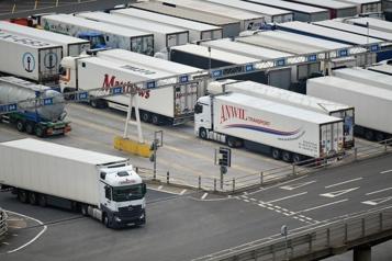 Produits importés d'Europe Londres reporte l'introduction des contrôles douaniers du Brexit)