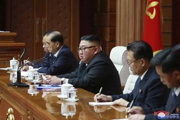 Corée du Nord: levée du confinement dans une ville frontalière )
