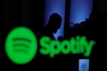 Spotify se positionne en n°1 de la balado, mais ne fait pas que des heureux)