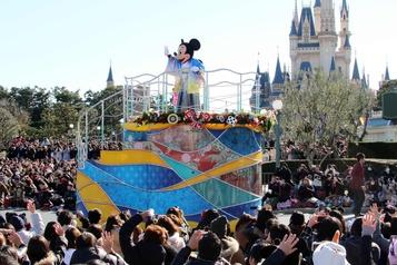Les parcs Disney de Tokyo rouvriront le 1erjuillet)