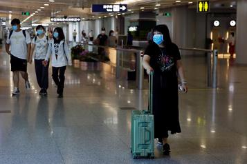Retour progressif des vols internationaux à Pékin)