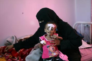 Un «danger imminent» de famine plane sur le Yémen)