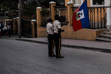 Haïti: durcissement des contrôles policiers face à la recrudescence d'enlèvements)