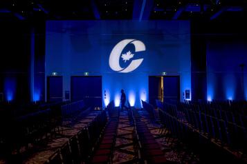 Direction du Parti conservateur: débats les 17et 18juin)