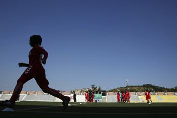 Des joueuses de soccer afghanes évacuées vers le Qatar