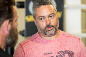 Boxe L'entraîneur Marc Ramsay devient directeur du développement d'EOTTM)