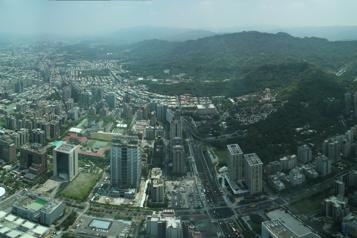 Pour un instant à… Taipei)