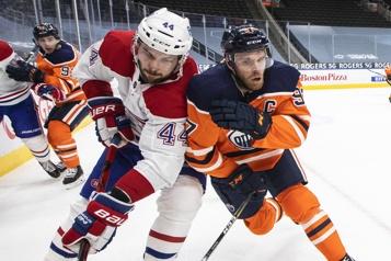 Notre couverture en direct Canadien 5 — Oilers 1)