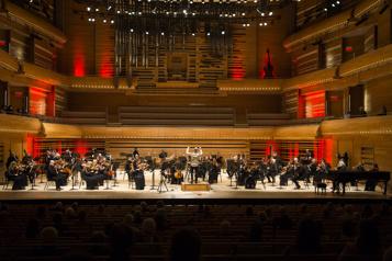 Fin de saison en couleurs pour l'Orchestre Métropolitain)