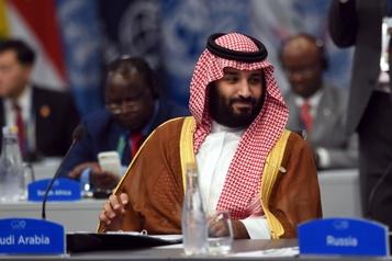 L'Arabie saoudite prend la tête du G20