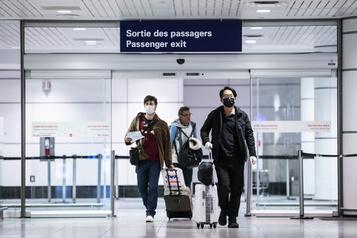 L'isolement obligatoire des voyageurs au Canada prolongé jusqu'au 31août)