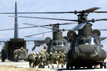 Washington prendra des milliers de réfugiés afghans de plus)