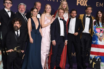 Game of Thrones et Fleabag triomphent au gala des Emmy